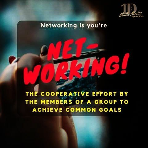 We love #networks and #networking. There are better, faster, stronger, ways to get results. We believe networks are for sharing, not hoarding. Work smarter not just harder. When you hoard a network of brilliant people you are not helping them or yourself, pass that shit on!  When you have brilliant people in your 'net' support them and show them to others who might hire them, meet them, and most importantly NEED them! Seek out #collaboration, avoid #competition, everyone wins faster. Give…
