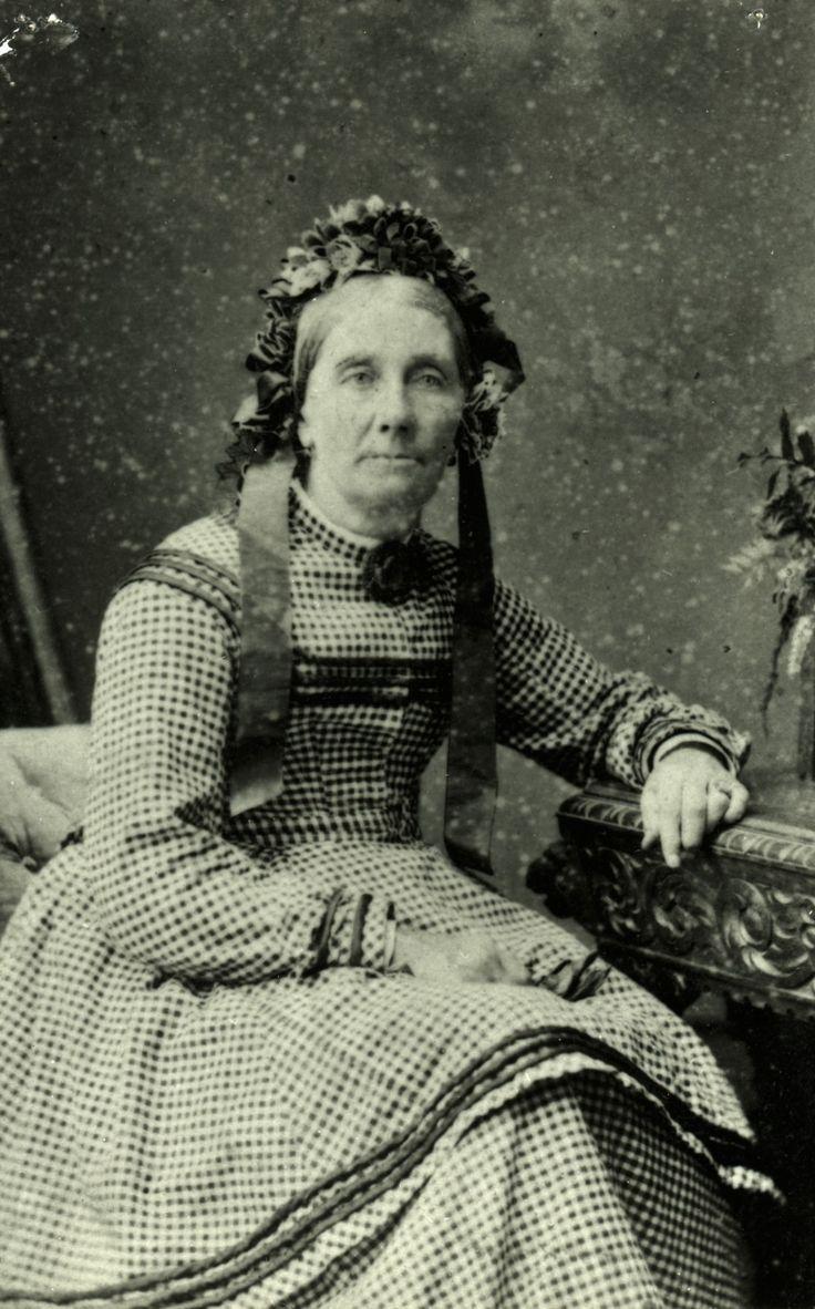Barton family; Hannah Barton; wife of Richard. [P1-415-2165] | Upper Hutt City Library