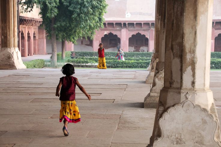 Incredible India photo collection by Polina Sharma
