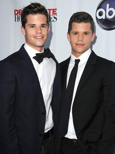 Charlie And Max Carver Teen Wolf Twins - Teen Wolf - Seventeen- Originally from Desperate Housewives