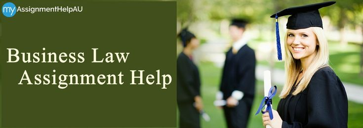 If you are facing problems while business law assignment? MyAssignmentHelpAu has provide best business law assignment help services by Expert Writer.