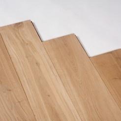 Rustic floating #floorboard