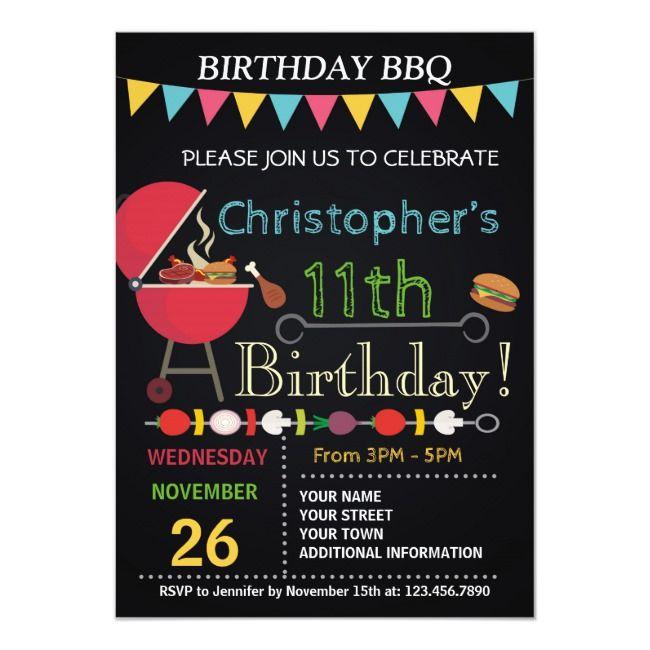 pin on eleventh birthday cards girls