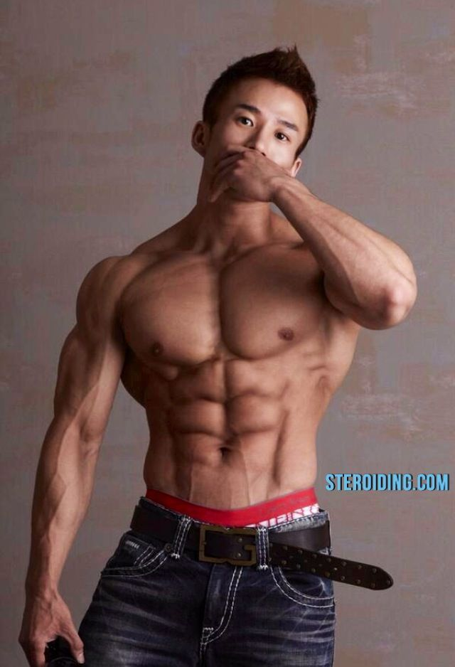 Video clips of asian bodybuilding workouts topic What