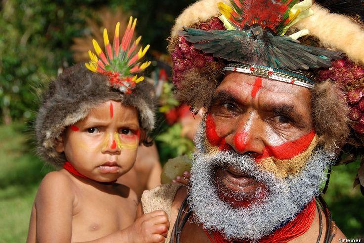 Zur Goroka-Show nach Papua-Neuguinea   Horizont Tours