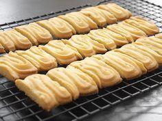 Utrechtse Spritsen - traditional Dutch butter cookies
