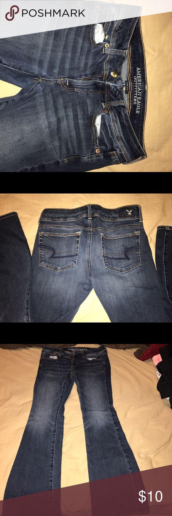 American Eagle jeans Stretch fit boot cut American eagle jeans American Eagle Outfitters Jeans Boot Cut