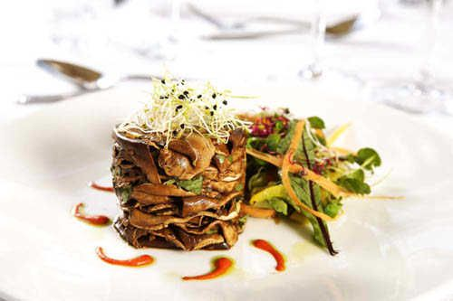 The most exquisite organic cuisine by Award Winning Chefs. www.karkloofsafarispa.com