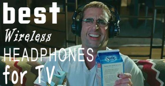 Best Wireless Headphones for TV  #wirelessTVheadphones