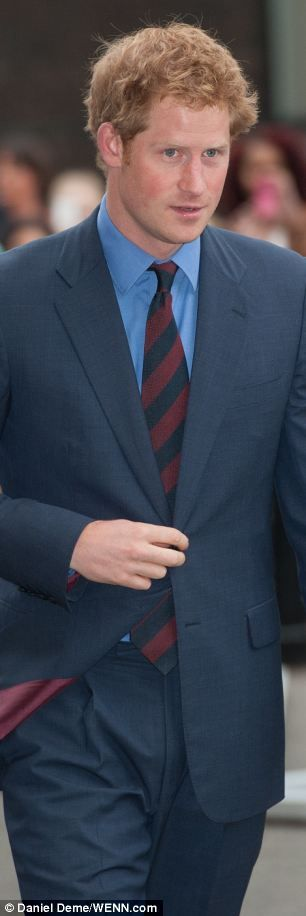 Prince Harry...