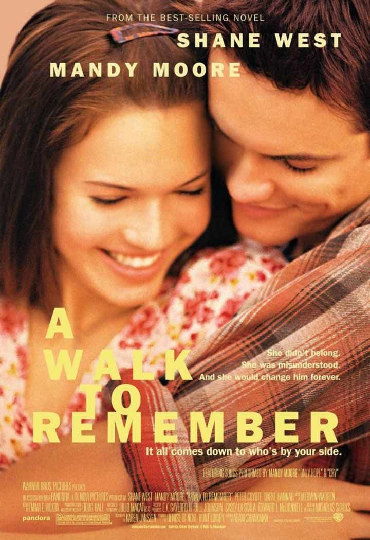 25 Best Movies For Teens Remember Movie Romance Movies Walk To Remember