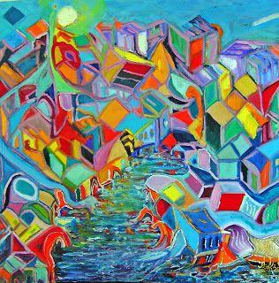 josefks malerier: oktober 2012  Paintings  Pinterest ...