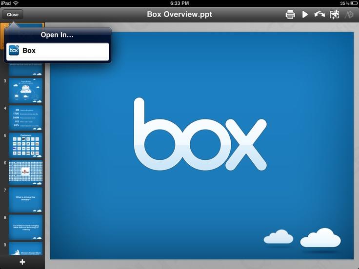 Box.net Launches OneCloud : The Next Generation Of Enterprise Management On Mobile [Video]