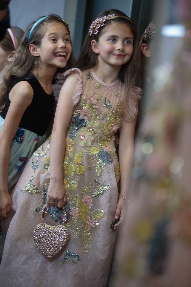 Elie Saab Couture Kids | Fashionismo