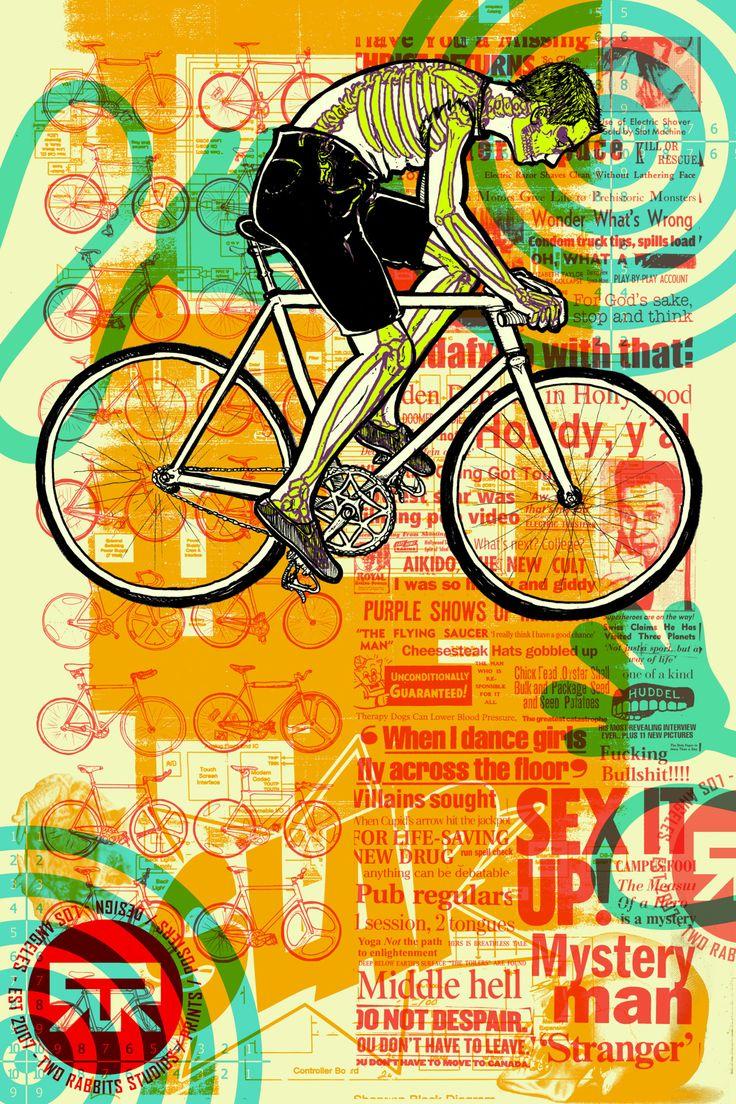 100+ best Bike art images on Pinterest   Bicycle art, Bike art and ...