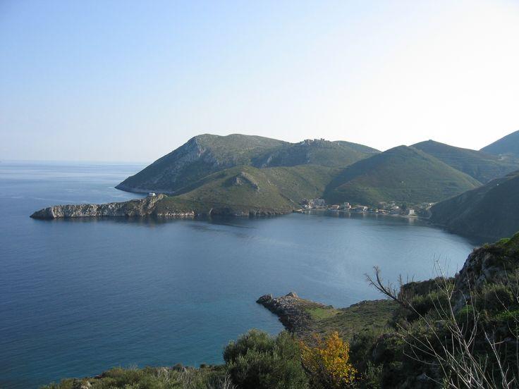 Porto kagio Mani Greece