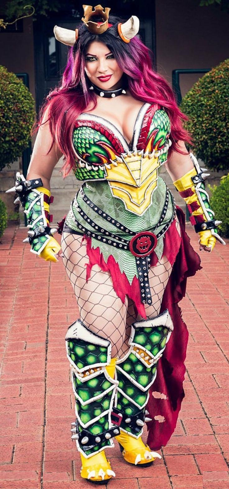 Body positive cosplay appreciation