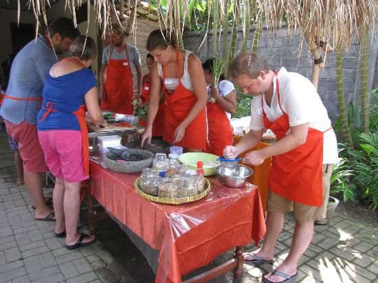 Learn to cook in traditional Balinese style at Caraway Cooking Class during your trip to Bali! Book your dream Balinese break online now at www.dreamdestination-holidays.com for great prices in Bali & worldwide! Holidays, travel, vacation, honeymoon, nature, adventure, Indonesia, Asia.