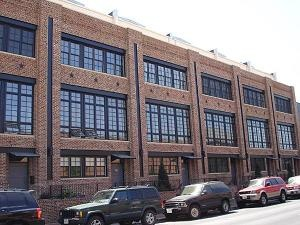 Merchants Row - Six four story urban loft townhomes located on Aliceanna Street in historic Fell´s Point. Homes will include 12 foot ceilings on upper 3 levels, 2/3 bedrooms, 3.5 bathrooms, 2 car garage, loft area on upper level, private terrace and much more. Many other options/upgrades are available at additional cost.