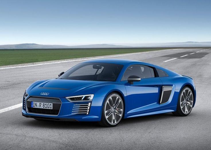 2016 Audi R8 e-tron Design, Price Review