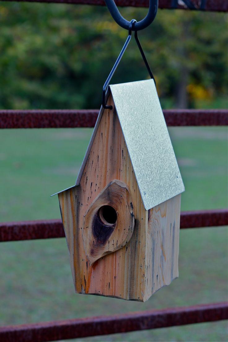 Heartwood Vintage Shed Bird House Antique