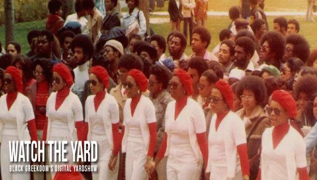 Photographic Proof That 1970's Deltas Did Not Play When It Came To Natural Hair