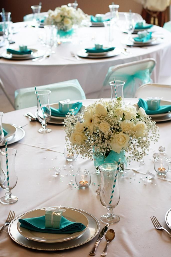 Breakfast At Tiffany S Bridal Shower Party Pinterest