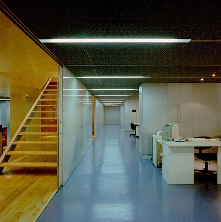 tiempo bbdo offices, barcelona