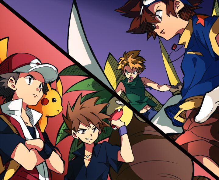 pokemon digimon | Digi-Fakemon | Pinterest | Digimon, Pokemon and ...