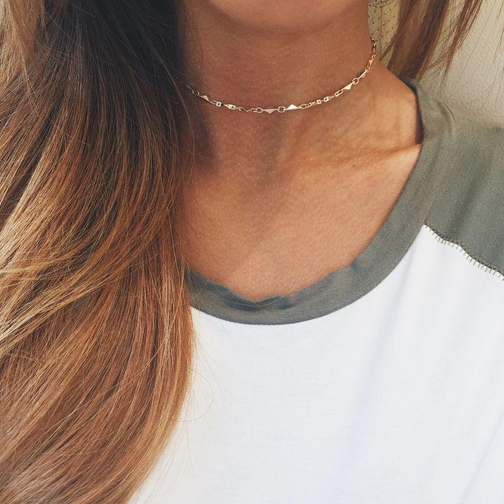 Geometric Choker – Stargaze Jewelry