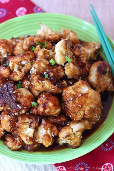 """Sesame Glazed Cauliflower """"Wings"""" will be devoured by both vegetarians and meat-eaters alike"""