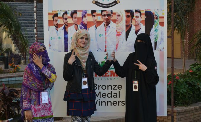 """3 teams from #Turkey & #Pakistan won medals at the #iGEM championship,a student competition in synthetic #biology. """""""