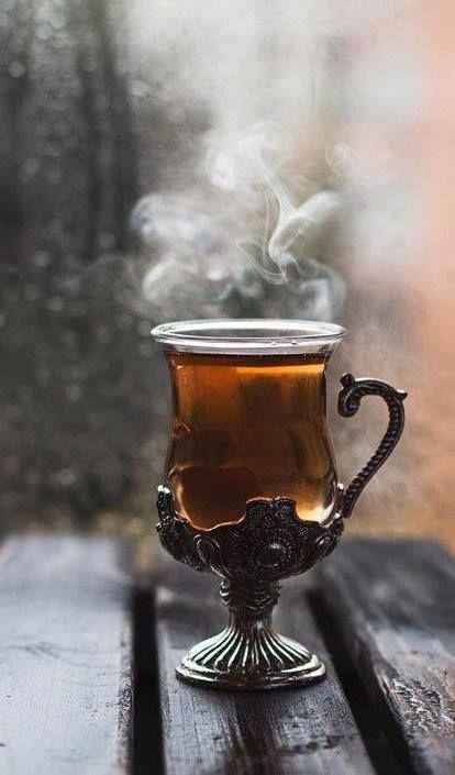 Pinterest: @MagicAndCats ☾ Чай іще гарячий))