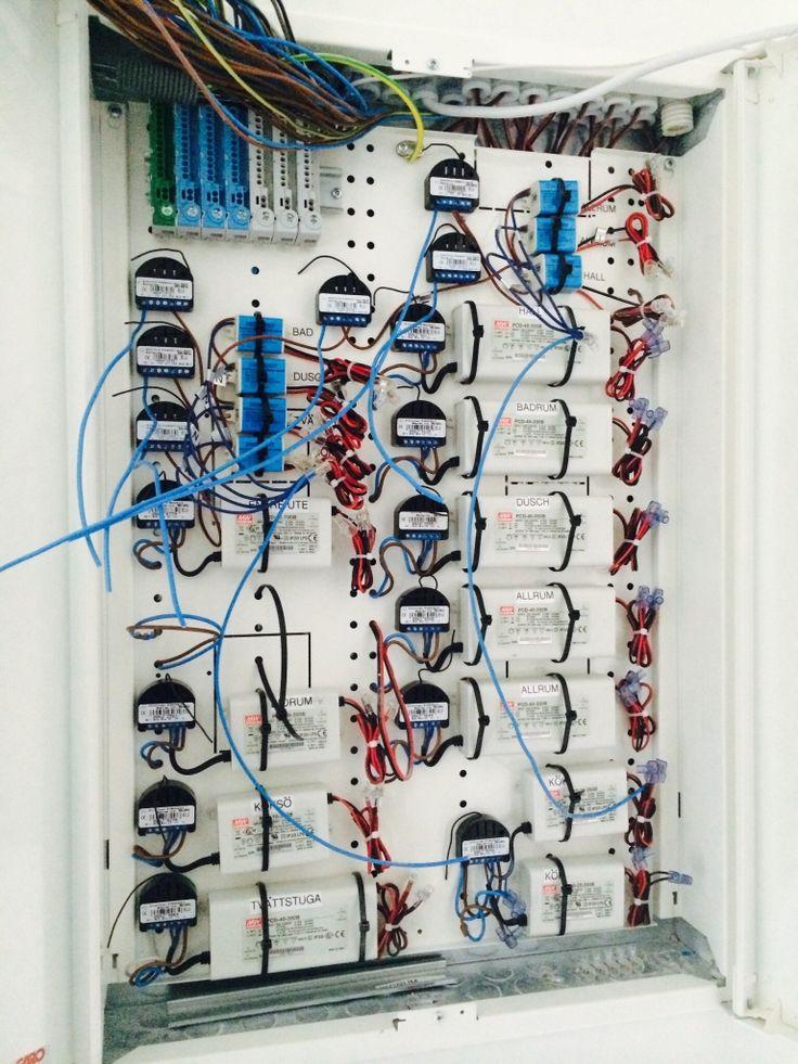 Dolls House Wiring Diagram