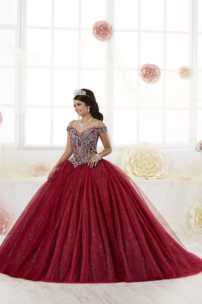 d635288bed4 Quinceanera Dress 26899 House of Wu in 2019