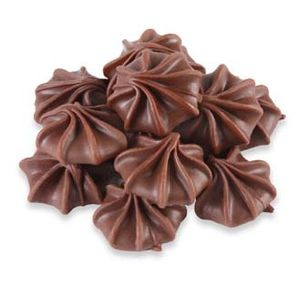 Brach's Milk Chocolate Stars Candy Drops: 12-Ounce Bag - so much prettier than kisses for Christmas cookies