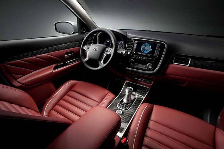 Wegenbelasting Mitsubishi Outlander Phev 2016 interior #design #cars