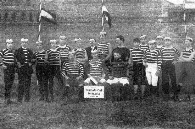 BFC Germania 1888 c.1891