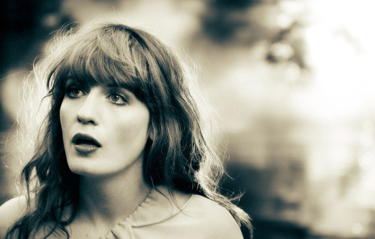 """I took the stars from my eyes, and then I made a map  And knew that somehow I could find my way back  Then I heard your heart beating, you were in the darkness too  So I stayed in the darkness with you"" Florence & The Machine - a musical sensation, lyrical genius."