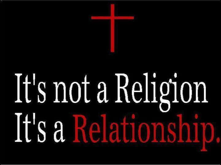 Pan Jezus Chrystus to żywy Bóg a nie martwa religia