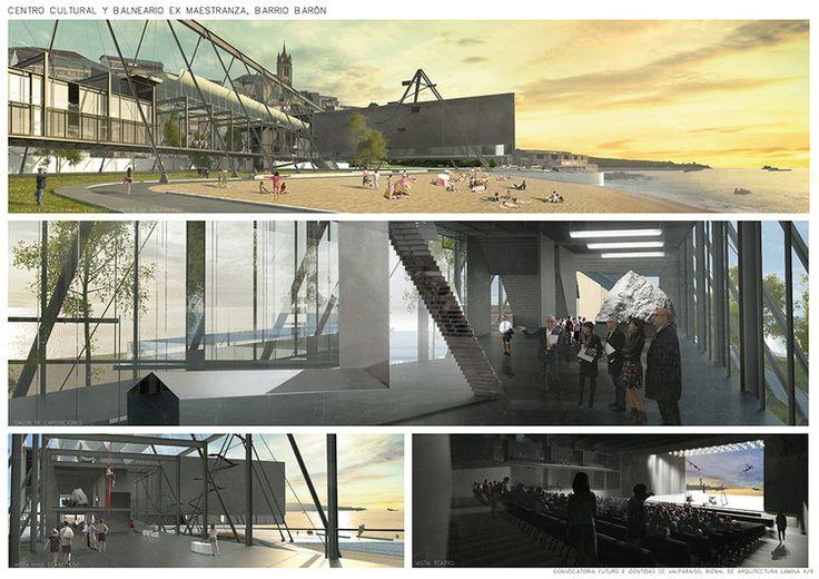 Cortesía de XX Bienal de Arquitectura Chile