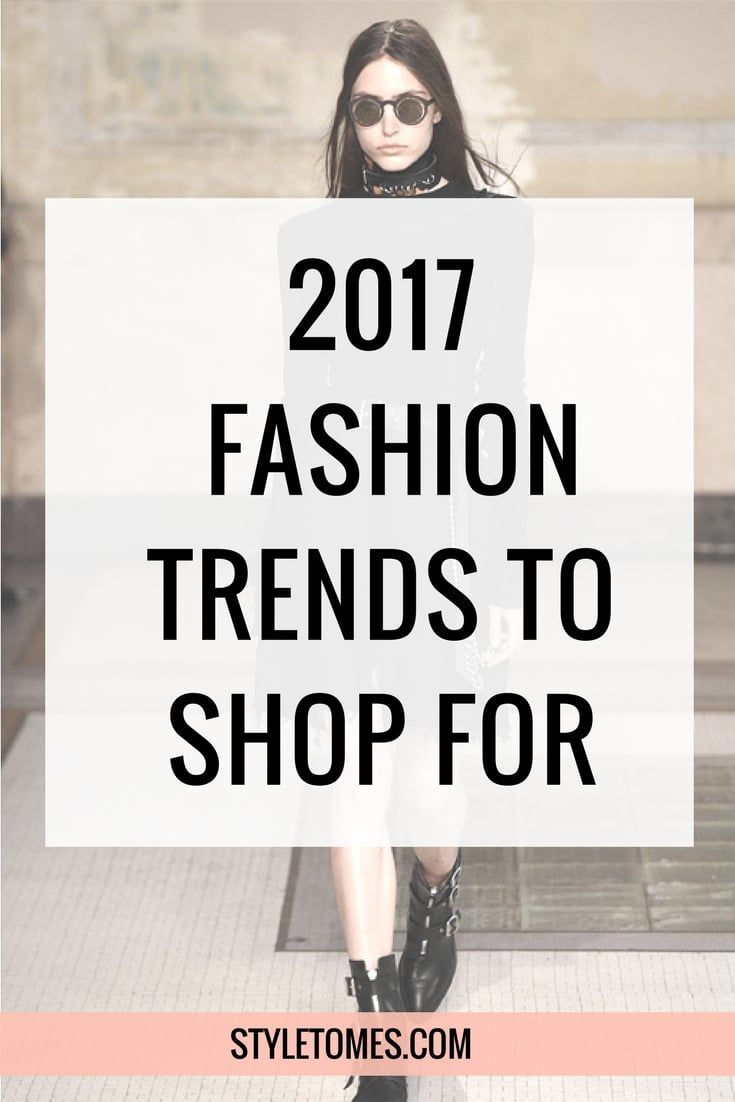 """I feel like we've talked about spring 2017 fashion trends for months now. I think it's because we have, thanks to little something called fashion """"week."""" As we near spring, I think the fashion trends talk is worth a revisit. The shops now have most of the spring essentials in stock. Which means wee can make wiser choices on what we want to snag before the trends fully hit the mass market. Top Spring 2017 Fashion Trends 1. Athletic with a fashionable twist. Athleisure looks a lot more…"""