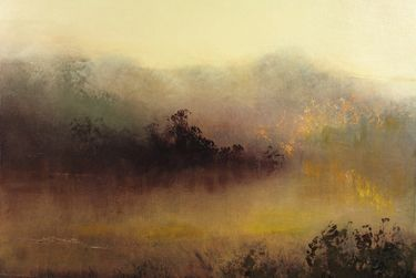 Check out my entry in the Saatchi Online Showdown competition! I have made it to juried voting!