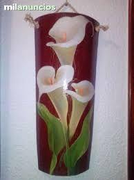 Resultado de imagen para tejas decoradas