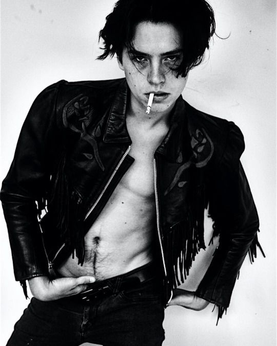 Cole Sprouse by Damon Baker. For similar content follow me @jpsunshine10041