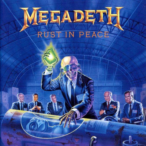 Rust in peace - Megadeath (1990)