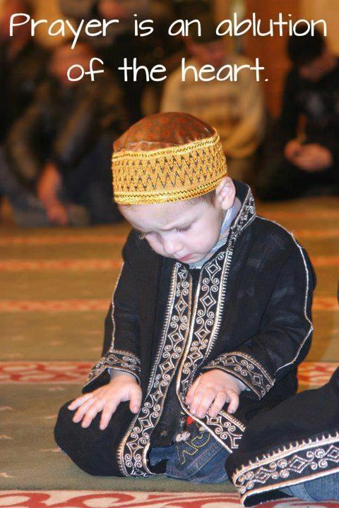 ربي و مولاي عز وجل بعد العبادة و الصلاة يجي