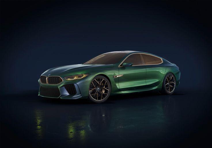#BMW Concept M8 Gran Coupé  - das neue Luxusauto aus #Bayern  #Autosalon Genf #BMW #BMW Concept M8 Gran Coupé