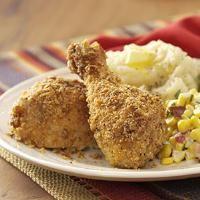 Crunchy Baked Chicken
