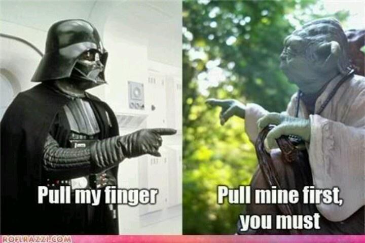 Star Wars toilet humor =D